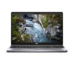 "DELL Precision 3550 DDR4-SDRAM Mobiel werkstation 39,6 cm (15.6"") 1920 x 1080 Pixels Intel® 10de generatie Core™ i7 16 GB 512 GB SSD NVIDIA Quadro P520 Wi-Fi 6 (802.11ax) Windows 10 Pro Grijs"