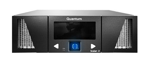 Quantum Scalar i3 12000GB 3U Black tape auto loader/library