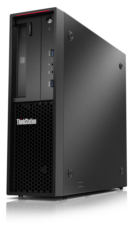 Lenovo ThinkStation P310 3.2GHz i5-6500 SFF Black Workstation