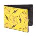 Pokémon All-over Pikachu Bi-Fold Wallet, One Size, Multi-colour (MW060821POK)