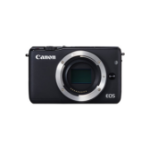 Canon EOS M10 MILC Body 18MP CMOS 5184 x 3456pixels Black