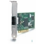 Allied Telesis 100Mbps Fast Ethernet Fiber Network Interface Cards (ST)