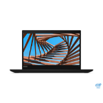 """Lenovo ThinkPad X13 Notebook 33.8 cm (13.3"""") 1920 x 1080 pixels 10th gen Intel® Core™ i5 8 GB DDR4-SDRAM 256 GB SSD Wi-Fi 6 (802.11ax) Windows 10 Pro Black"""