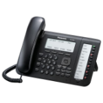Panasonic KX-NT556X-B Wired handset LCD Black IP phone
