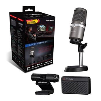 AVerMedia BO311 HD 1080p Streaming Starter Kit