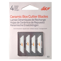 SLICE BLADES FOR BX CUTTERS 34MM PK4
