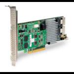 Broadcom 9286CV-8eCC RAID controller PCI Express 3.0 6 Gbit/s