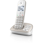 Philips Cordless phone with answering machine XL4951S/05
