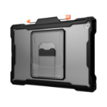 """Max Cases Shield Extreme-X 10.2"""" Shell case Black, Transparent"""