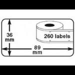 Seiko Instruments LABELS 36 89 1