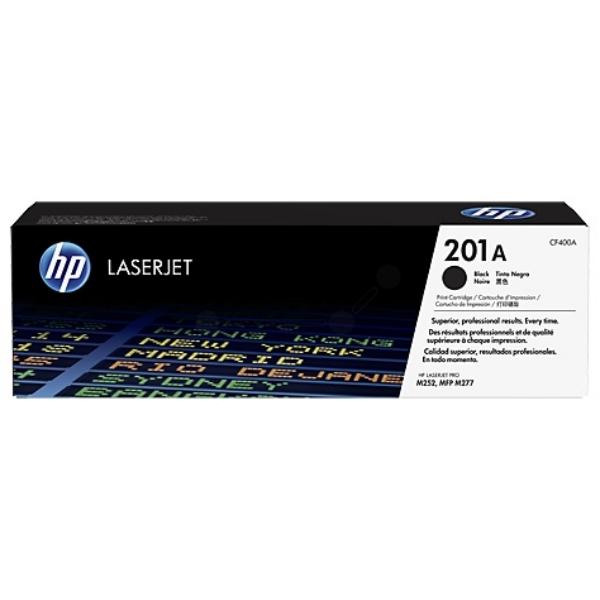 HP CF400A (201A) Toner black, 1.5K pages