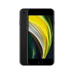 "Apple iPhone SE 11.9 cm (4.7"") 256 GB Hybrid Dual SIM 4G Black iOS 14"