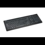 Kensington Advance Fit toetsenbord Bluetooth QWERTY Engels Zwart