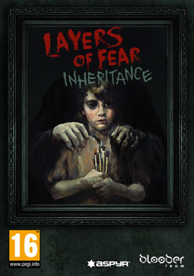 Nexway 811693 video game add-on/downloadable content (DLC) Video game downloadable content (DLC) PC/Mac/Linux Layers of Fear: Inheritance Español
