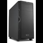 Sharkoon AI7000 Silent Midi-Tower Black computer case