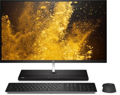 """HP EliteOne 1000 G2 68.6 cm (27"""") 3840 x 2160 pixels 8th gen Intel® Core™ i7 16 GB DDR4-SDRAM 1000 GB SSD Windows 10 Pro All-in-One PC Black"""