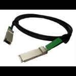 Juniper QFX-QSFP-DAC-3M 3m QSFP+ QSFP+ InfiniBand cable