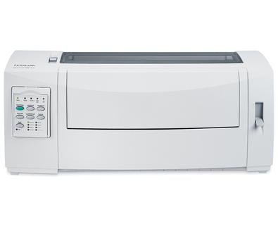 Lexmark 2590n+ dot matrix printer 556 cps 360 x 360 DPI