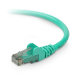Belkin CAT6 Snagless Networking Cable 7ft Green 2.1m