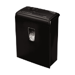 Fellowes Powershred M-3C paper shredder Cross shredding 22 cm Black