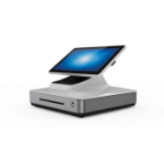 "Elo Touch Solution E347918 All-in-one 2GHz 15.6"" 1920 x 1080pixels Touchscreen Grey, White POS terminal"