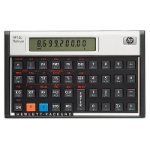 HP 12C Platinum Financial Calculator calculator