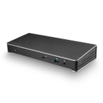 StarTech.com Thunderbolt 3 Dock with SD Card Reader - Dual-4K - 85W USB Power Delivery