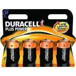 Duracell MN1300B4 Alkaline 1.5V non-rechargeable battery