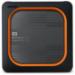 Western Digital My Passport 250 GB Wifi Gris, Naranja