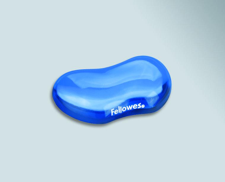 Fellowes 91177-72 wrist rest Gel Blue