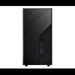 Asrock DeskMini X300 1.92L sized PC Black Socket AM4