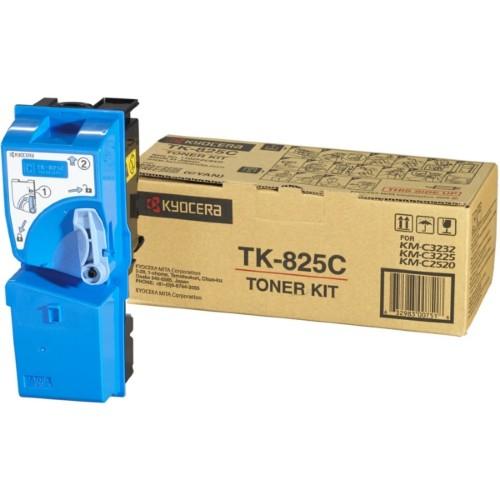KYOCERA 1T02FZCEU0 (TK-825 C) Toner cyan, 7K pages
