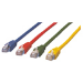 MCL Cable RJ45 Cat5E 0.5 m Red cable de red 0,5 m Rojo