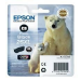 Epson Polar bear Cartucho 26XL negro foto