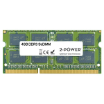 2-Power 2P-687515-R61 memory module 4 GB 1 x 4 GB DDR3L 1600 MHz