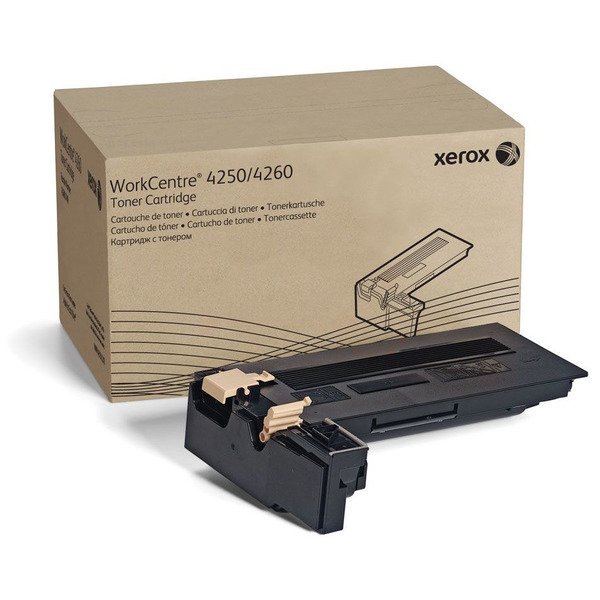 Xerox 106R01409 Toner black, 25K pages