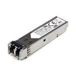 StarTech.com MSA Compliant Gigabit Fiber SFP Transceiver Module - 1000Base-SX - MM LC - 550 m
