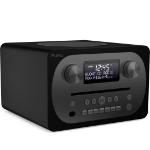 Pure Evoke C-D4 Digital 10W Black CD radio
