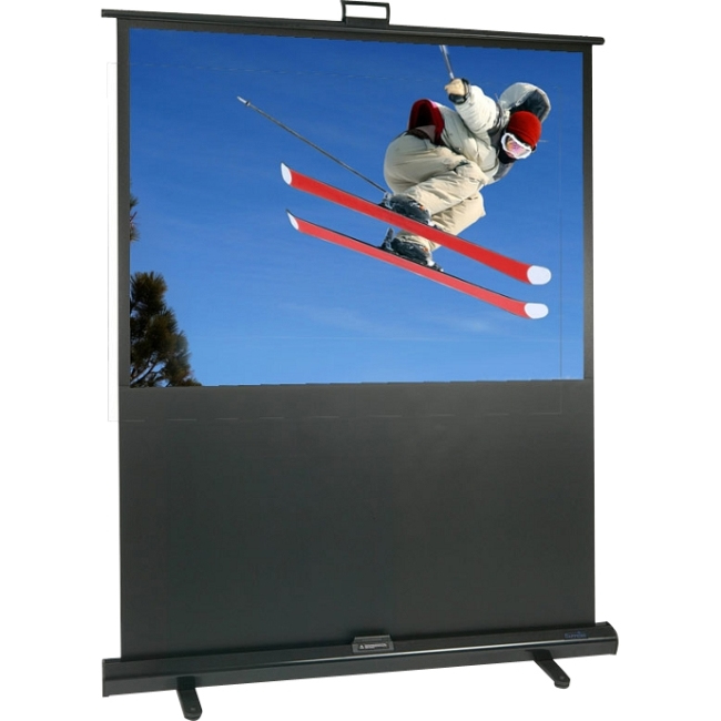 "Sapphire SFL122P 60"" 4:3 Black projection screen"