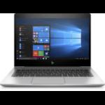 """HP EliteBook 830 G5 Notebook 13.3"""" 1920 x 1080 pixels 8th gen Intel® Core™ i5 8 GB DDR4-SDRAM 256 GB SSD Wi-Fi 5 (802.11ac) Silver"""