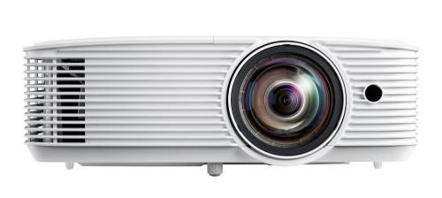 Optoma H117ST data projector Standard throw projector 3800 ANSI lumens DLP WXGA (1280x800) 3D White