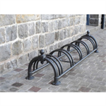 FSMISC CYCLE RACK VERSAILLE BLACK 3837677