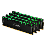 Kingston Technology FURY Renegade RGB memory module 64 GB 4 x 16 GB DDR4 3600 MHz