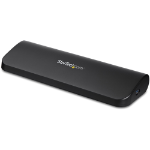 StarTech.com Dual-Monitor USB 3.0 Docking Station with HDMI & DVI/VGA