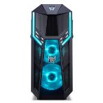 Acer Predator PO5-610 i7-8700 Desktop 8th gen Intel® Core™ i7 16 GB DDR4-SDRAM 1256 GB HDD+SSD Windows 10 Home PC Black