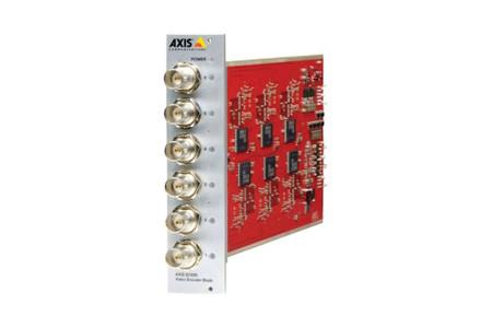Axis Q7436 704 x 576pixels 60fps video servers/encoder