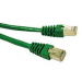 C2G 1m Cat5e Patch Cable cable de red Verde