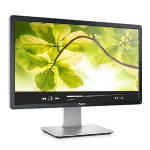 "DELL Professional P2214H 21.5"" Full HD IPS Matt Black,Silver computer monitor LED display"