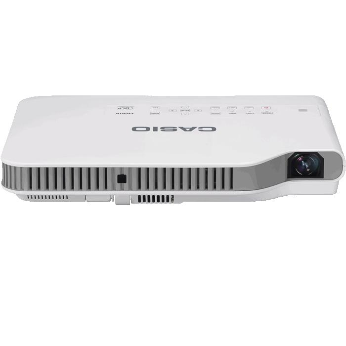 Casio XJ-A252-UJ Desktop projector 3000ANSI lumens DLP WXGA (1280x800) White data projector
