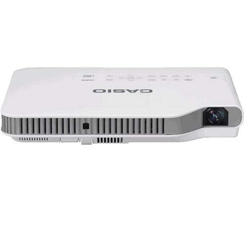 Casio XJ-A252-UJ data projector 3000 ANSI lumens DLP WXGA (1280x800) Desktop projector White